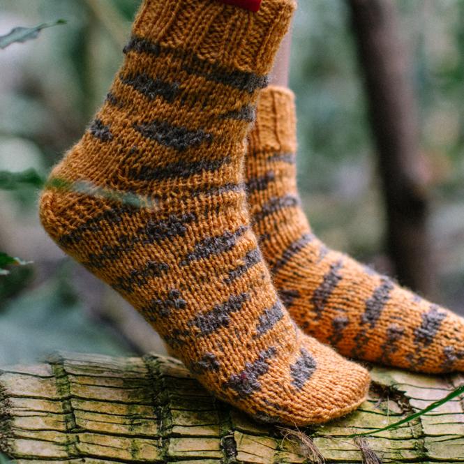 Ponožky od babičky 00c644a944